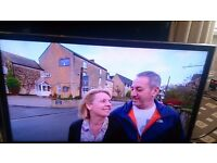 """SAMSUNG 40"""" FULL HD 1080P LED TV FREEVIEW/MEDIA PLAYER/100HZ/ULTRA SLIM AS NEW NO OFFERS"""