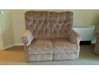 3 piece suite including riser recliner armchair