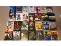 DVD & BLU RAY selection x 28,game of thrones, terminator 2,blade runner etc.