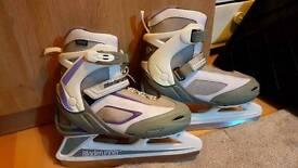 Bladerunner Comet Ice Women's Ice Skates Size 5-7