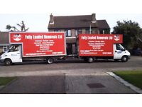 Fully Loaded Removals Ltd. Man and van and clearances