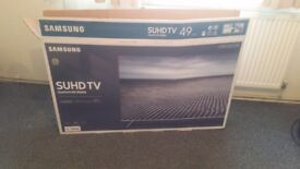 """EMPTY TV BOX FOR SAMSUNG 49"""" LCD/LED"""
