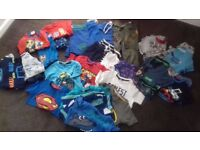 Boys clothes bundle - 18-24 months & 2-3 years items