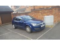 Vauxhall Astra 1.4 Life (Spares or Repair)