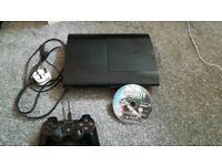 PS3 500GB Super Slim