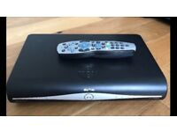 2 sky hd boxes with 2 controllers / hdmi lead also!!