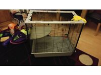 rat / ferret cage. £20 with freebies