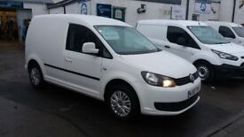 VW Caddy Van C20 1.6 Tdi