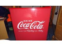 Coca cola fridge. Table top style. Barely used