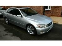 Lexus is200 2002 11 months mot