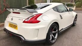 For Bitcoin! Nissan 370Z nismo (rare) limited edition 2013 for Bitcoin or cash