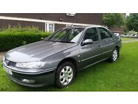 Full service history, 1 year MoT, no dent, good as new