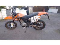 Ajs Jsm 125cc £850