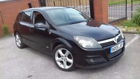 Vauxhall Astra 2005 manual diesel HDi 9 months mot