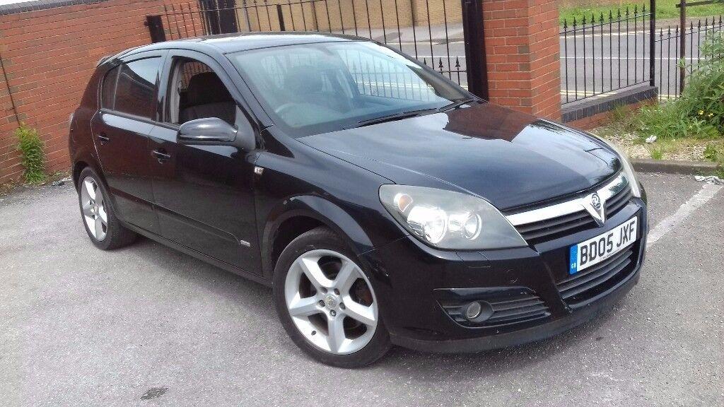 Vauxhall Astra 2005 manual diesel HDi 9 months mot