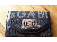 D&G ladies purse