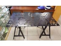 Glass Top Table - Great Condition