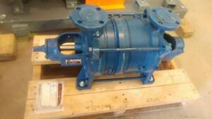 Sihi 3807 Liquid Ring Vacuum Pump, Remanuactured