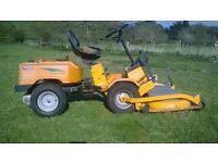 Stiga Park ride-on mower. (Mulcher)