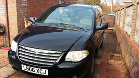 Grand Voyager CRD xs 2006 7 seater MPV