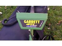 Metal Detector Garret GTI 2500 in very good condition