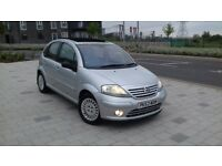 Citroen c3 2003 excluzive 1.4 hdi tax fully electric cheap tax and insurance
