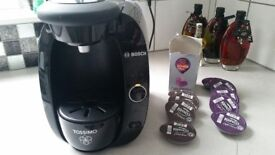 Bosch Tassimo Coffee Maker with Pods
