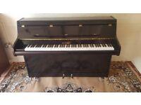 Black Bentley piano