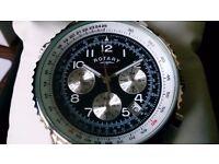 Rotary Chronograph Mens Watch
