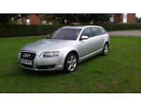 AUDI A6 - GEARBOX FAULT-- AVAILABLE SWOOP
