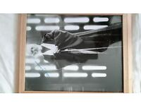 STAR WARS SIGNED PHOTOGRAPH. GENUINE SIGNED BY SIR ALEC GUINNESS