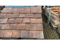 Tudor roof tiles used
