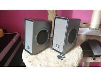 GO groove SonaVERSE 02 speakers