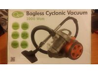 Bagless Cyclonic Vacuum (1000 Watt) || BRAND NEW || £25 ||