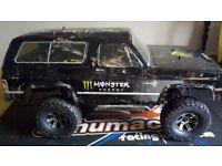 Vaterra Ascender k5 scale crawler rc not ( Axial traxxas losi hpi gmade rc4wd