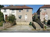 3 BEDROOMS SEMI DETACHED HOUSE FOR RENT TO LET BRADFORD - ASHBOURNE HAVEN BD2 4DN