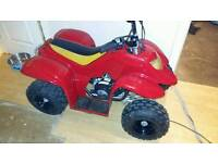 We 50cc quad