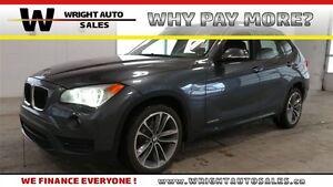 2013 BMW X1 | AWD| NAVIGATION| SUNROOF| BLUETOOTH| 71,300KMS