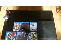 PS4 and games