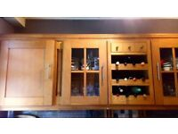 solid wood kitchen units other kitchen for sale gumtree