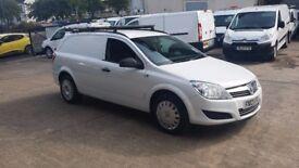 2012 / 12 PLATE Vauxhall Astravan 1.7CDTi 16v ecoFLEX (110PS) Club NO VAT NO...