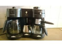 Coffee machines Morphy Richards