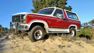 1984 Ford Bronco Wagon Mount Compass Alexandrina Area Preview