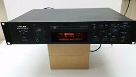 Tascam MD-301mkll Professional Rack Mount Mini Disk Recorder.