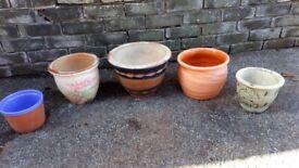 indoor & outdoor plant pots