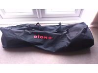 Pushchair travel bag. Keep your pushchair safe on the plane. Used only once.