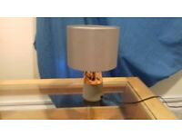 Table Lamps, Touch Sensitive, 3 Different Light Levels