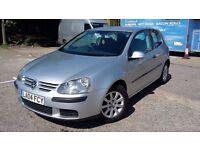 2004 VW GOLF 1.9 DIESEL TDI.