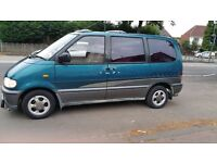 Nissan Serena 2.0 Diesel AUTOMATIC. Low mileage