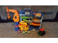 Fisher price Toy story 3 playset